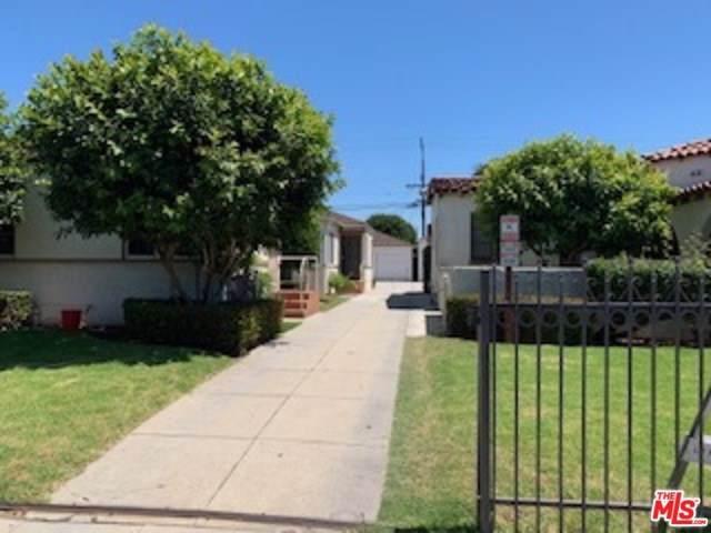 1208 S Inglewood Avenue, Inglewood, CA 90301 (#19501594) :: Allison James Estates and Homes