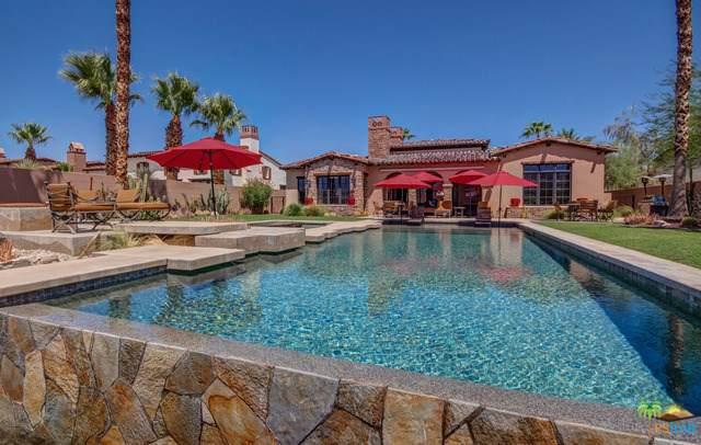 23 Santa Rosa Mountain Lane, Rancho Mirage, CA 92270 (#19500178PS) :: J1 Realty Group
