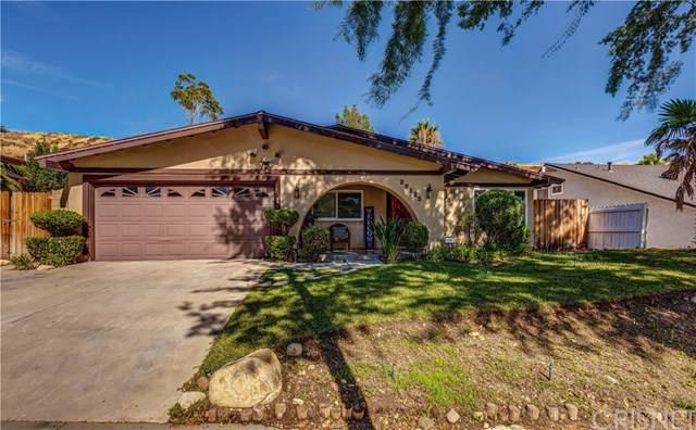 28122 Bakerton Avenue, Canyon Country, CA 91351 (#SR19198990) :: Team Tami