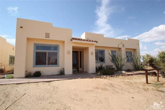 57924 Sunny Sands Drive, Yucca Valley, CA 92284 (#219022235DA) :: RE/MAX Empire Properties
