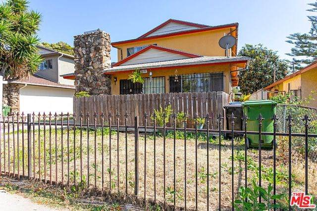 5680 Buchanan Street, Los Angeles (City), CA 90042 (#19501776) :: The Laffins Real Estate Team