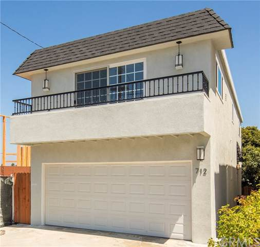 712 Anderson Street, Manhattan Beach, CA 90266 (#SB19198609) :: Go Gabby