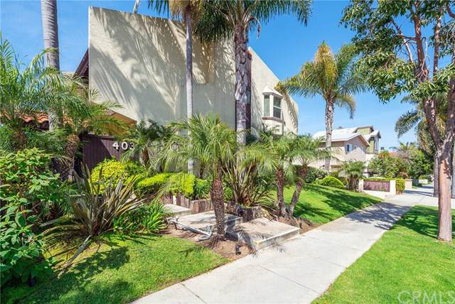 403 N Elena Avenue #5, Redondo Beach, CA 90277 (#SB19198798) :: Allison James Estates and Homes