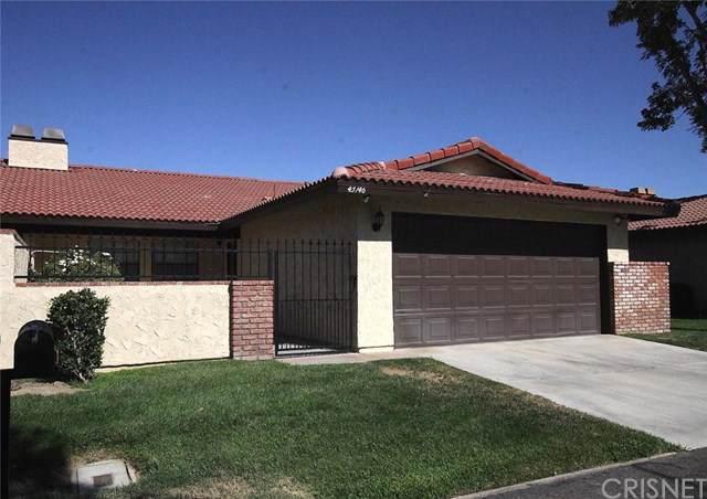 43746 Mona Street, Lancaster, CA 93535 (#SR19199139) :: McLain Properties