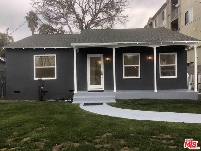 7543 Jordan Avenue, Canoga Park, CA 91303 (#19501402) :: The Miller Group