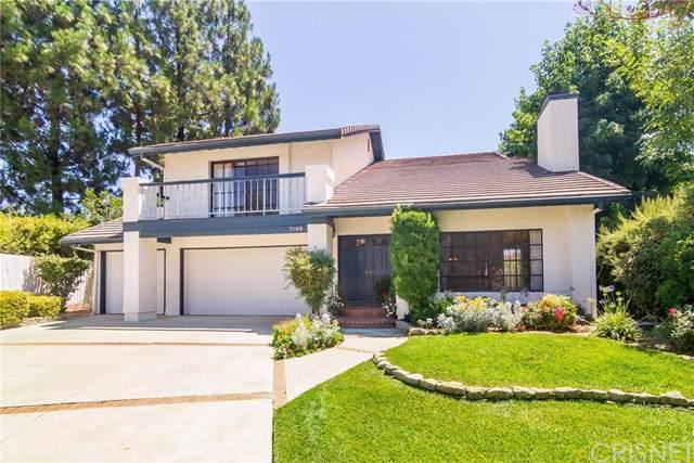 7108 Briarstone Lane, West Hills, CA 91307 (#SR19199010) :: Allison James Estates and Homes