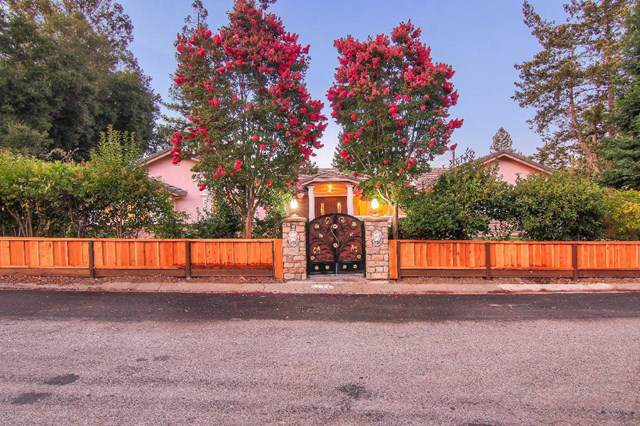 20821 Canyon View Drive, Saratoga, CA 95070 (#ML81765248) :: Z Team OC Real Estate
