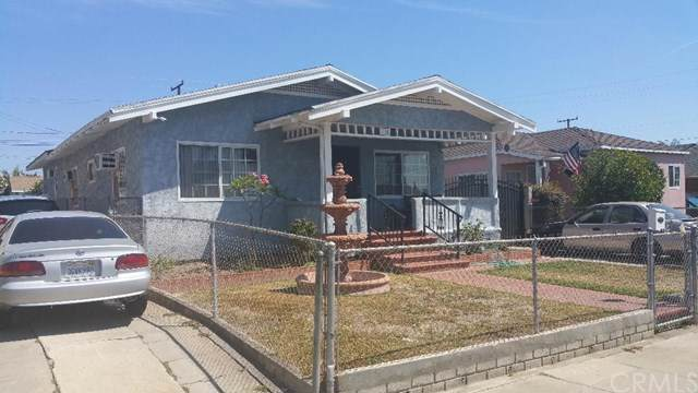 468 Eastmont Avenue, East Los Angeles, CA 90022 (#WS19199305) :: Faye Bashar & Associates