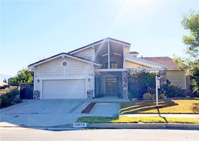 12670 Meadowlark Avenue, Granada Hills, CA 91344 (#SR19199284) :: Allison James Estates and Homes