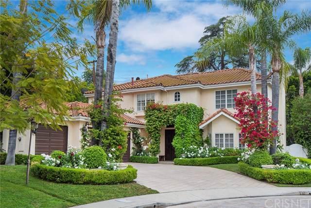 17644 Royce Drive West, Encino, CA 91316 (#SR19199113) :: Faye Bashar & Associates