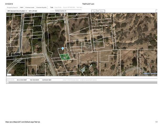 278 Wells Lane, West Hills, CA 91304 (#SR19196759) :: RE/MAX Parkside Real Estate
