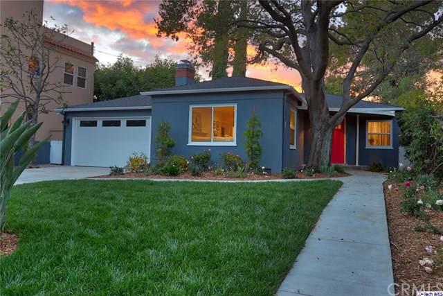 4415 Strohm Avenue, Toluca Lake, CA 91602 (#319003383) :: The Brad Korb Real Estate Group