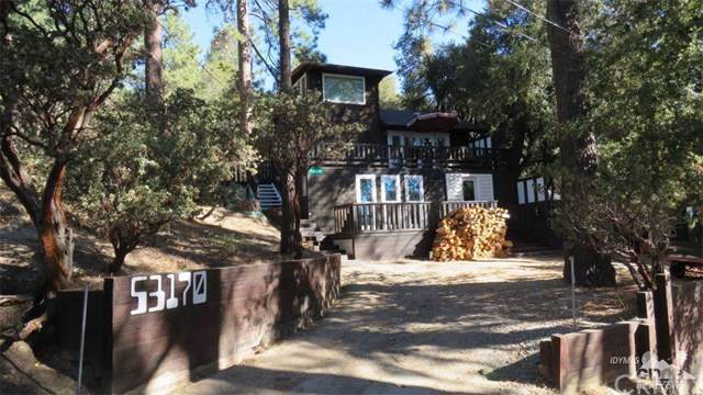53170 Mountain View Drive, Idyllwild, CA 92549 (#219022279DA) :: Allison James Estates and Homes