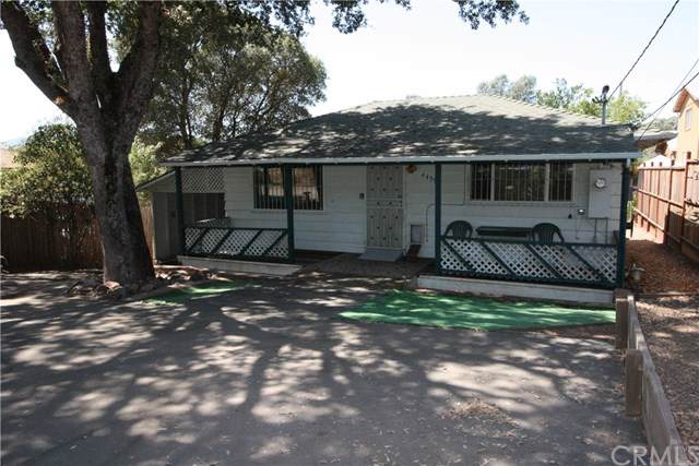 4459 Crandall Avenue, Clearlake, CA 95422 (#LC19199417) :: Rogers Realty Group/Berkshire Hathaway HomeServices California Properties
