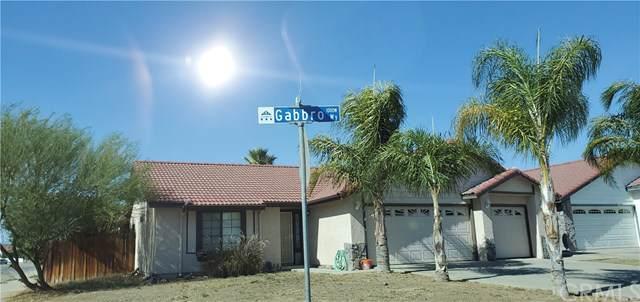 1055 Gabbro Way, Hemet, CA 92543 (#TR19199270) :: Allison James Estates and Homes