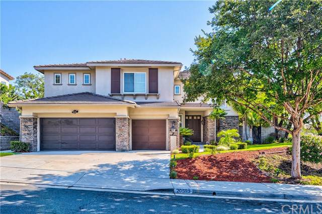 20593 Crestline Drive, Diamond Bar, CA 91765 (#OC19199503) :: Allison James Estates and Homes