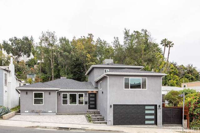 4242 Hazel Kirk Drive, Los Feliz, CA 90027 (#SR19199292) :: Allison James Estates and Homes