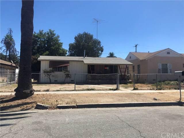 314 N Franklin Street, Hemet, CA 92543 (#SW19199515) :: Allison James Estates and Homes