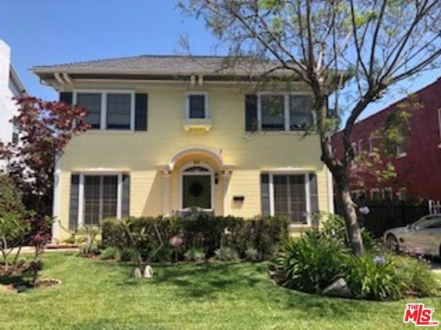 860 S Bronson Avenue, Los Angeles (City), CA 90005 (#19501942) :: Faye Bashar & Associates