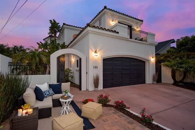 195 La Mesa Avenue, Encinitas, CA 92024 (#190046283) :: Faye Bashar & Associates
