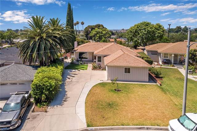 14451 Cartela Drive, La Mirada, CA 90638 (#SR19199578) :: The Laffins Real Estate Team
