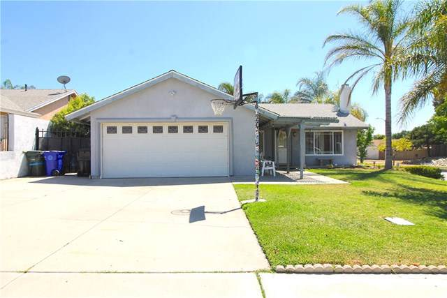 16415 Montgomery Avenue, Fontana, CA 92336 (#CV19199577) :: Cal American Realty