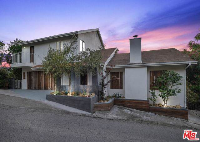 2205 Beech Knoll Road, Los Angeles (City), CA 90046 (#19501888) :: Rogers Realty Group/Berkshire Hathaway HomeServices California Properties