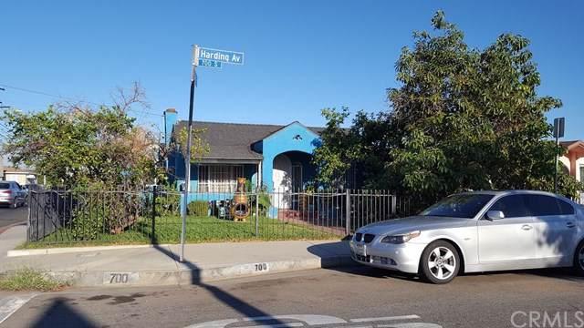 700 Harding Avenue, East Los Angeles, CA 90022 (#MB19199714) :: RE/MAX Masters