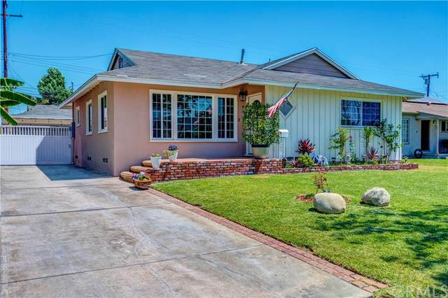 11032 Trudie Avenue, Whittier, CA 90604 (#PW19199588) :: Rogers Realty Group/Berkshire Hathaway HomeServices California Properties
