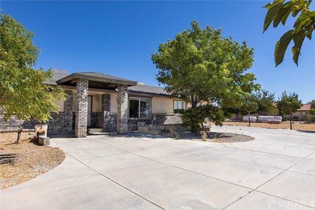 5953 Willow Avenue, Rosamond, CA 93560 (#SR19199624) :: The Laffins Real Estate Team