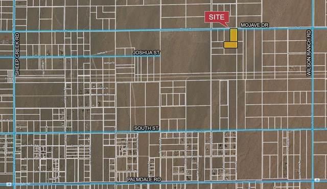 0 Mojave Drive, Phelan, CA 92329 (#516743) :: Cal American Realty