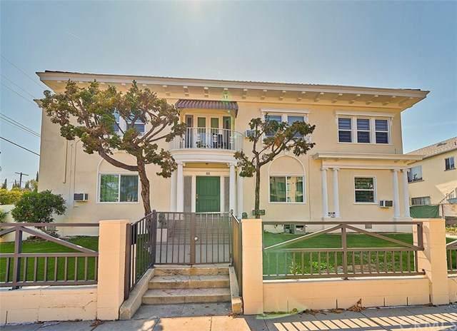 939 S Wilton Place, Los Angeles (City), CA 90019 (#OC19199811) :: Faye Bashar & Associates