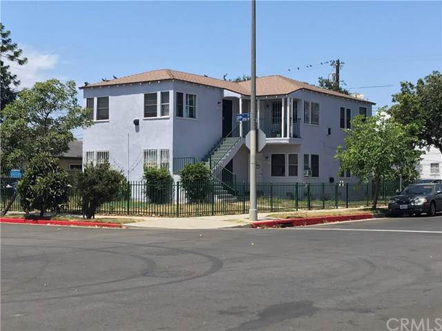 2317 S Congress Avenue, Los Angeles (City), CA 90018 (#PW19194930) :: RE/MAX Masters