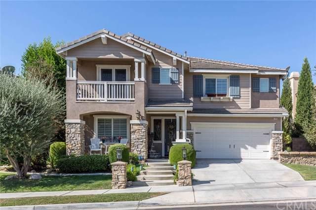 11367 Tesota Loop Street, Corona, CA 92883 (#IG19199896) :: The DeBonis Team