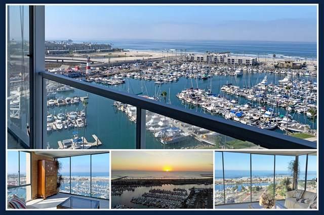 1200 N Harbor Drive N 11A, Oceanside, CA 92054 (#190046411) :: Faye Bashar & Associates