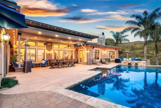 649 Calle De La Sierra, El Cajon, CA 92019 (#190046293) :: Rogers Realty Group/Berkshire Hathaway HomeServices California Properties