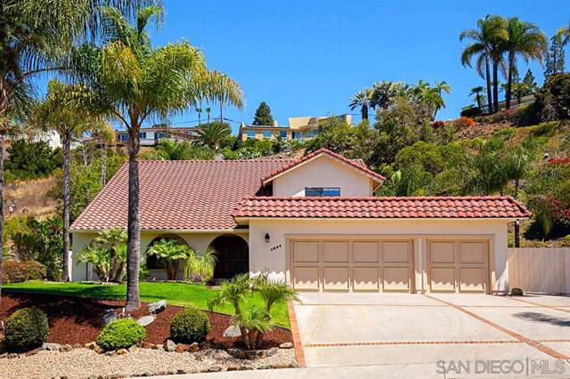 5884 Ciudad Leon Ct., San Diego, CA 92120 (#190046360) :: Rogers Realty Group/Berkshire Hathaway HomeServices California Properties