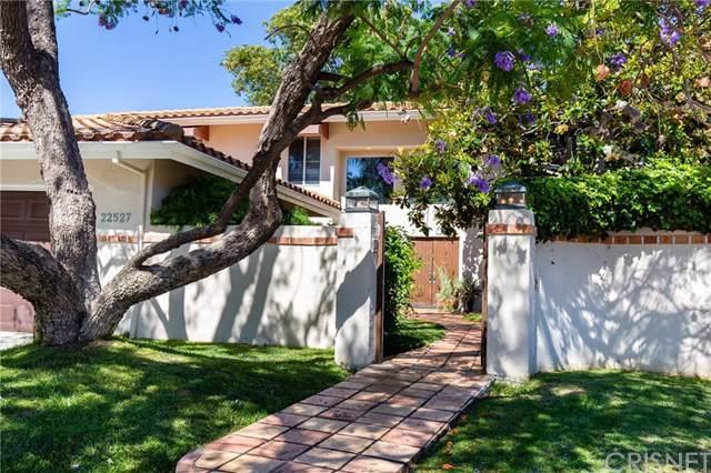 22527 Waterbury Street, Woodland Hills, CA 91364 (#SR19199975) :: Rogers Realty Group/Berkshire Hathaway HomeServices California Properties