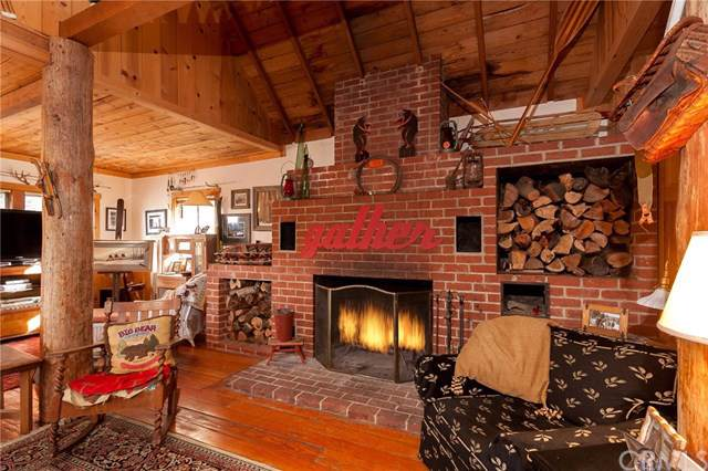 40731 Cherry Lane, Big Bear, CA 92315 (#EV19200019) :: Rogers Realty Group/Berkshire Hathaway HomeServices California Properties