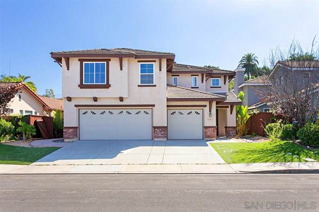1555 Loma Alta, San Marcos, CA 92069 (#190046343) :: Rogers Realty Group/Berkshire Hathaway HomeServices California Properties