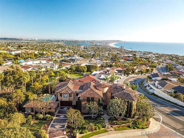 1205 Skylark Drive, La Jolla, CA 92037 (#190046474) :: Rogers Realty Group/Berkshire Hathaway HomeServices California Properties