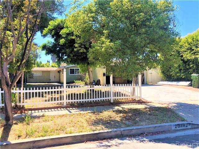 20742 Haynes Street, Winnetka, CA 91306 (#SR19199135) :: Allison James Estates and Homes