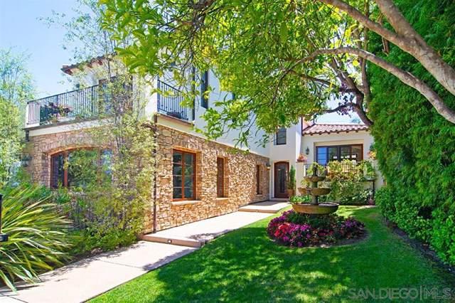 1385 Park Row, La Jolla, CA 92037 (#190046291) :: Rogers Realty Group/Berkshire Hathaway HomeServices California Properties