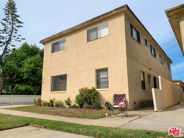 215 Concord Street, El Segundo, CA 90245 (#19502198) :: Millman Team