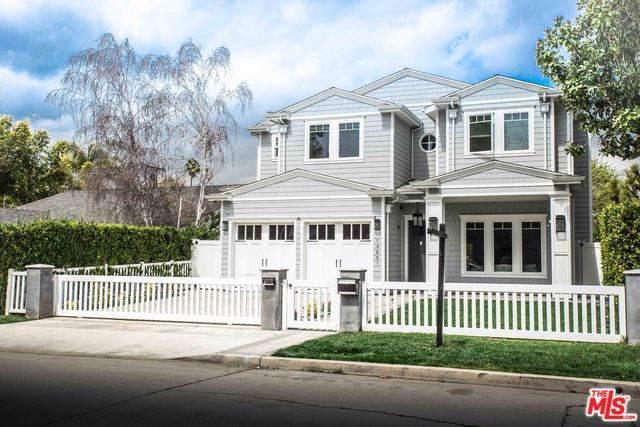 13001 Woodbridge Street, Studio City, CA 91604 (#19502196) :: Rogers Realty Group/Berkshire Hathaway HomeServices California Properties