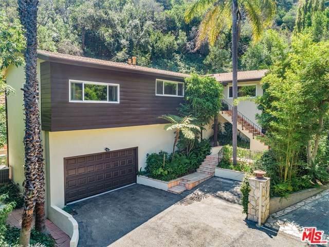 2255 Betty Lane, Beverly Hills, CA 90210 (#19501478) :: Veléz & Associates