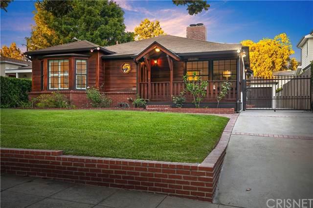 4288 Elmer Avenue, Studio City, CA 91602 (#SR19198238) :: Rogers Realty Group/Berkshire Hathaway HomeServices California Properties
