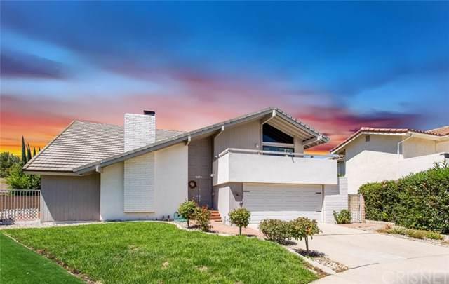1071 Twinfoot Court, Westlake Village, CA 91361 (#SR19107002) :: RE/MAX Parkside Real Estate
