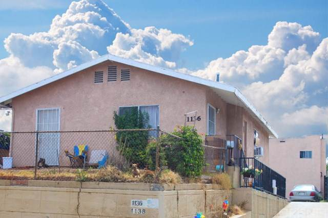 1136 S Evergreen Avenue, Los Angeles (City), CA 90023 (#SR19199444) :: Team Tami