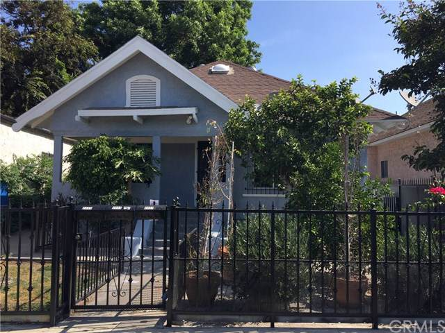 1441 E 22nd Street, Los Angeles (City), CA 90011 (#PW19200180) :: RE/MAX Masters